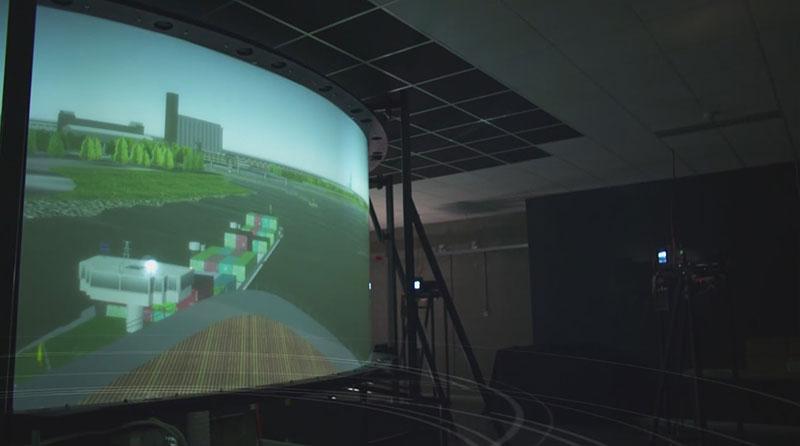 Maritime Simulator 50