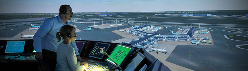 Air Traffic Control Simulation 60