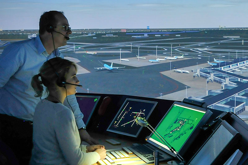 Air Traffic Control Simulation