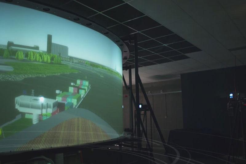 Maritime Simulation